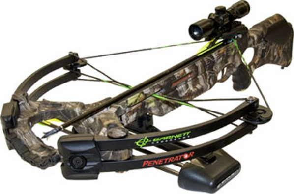 barnett penetrator crossbow